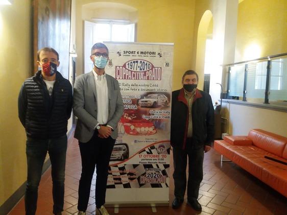 Il prossimo anno a Prato si potrebbe tornare a correre il rally