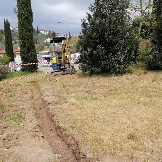 Presto pronta un'area di sgambatura per i cani nella frazione de La Serra