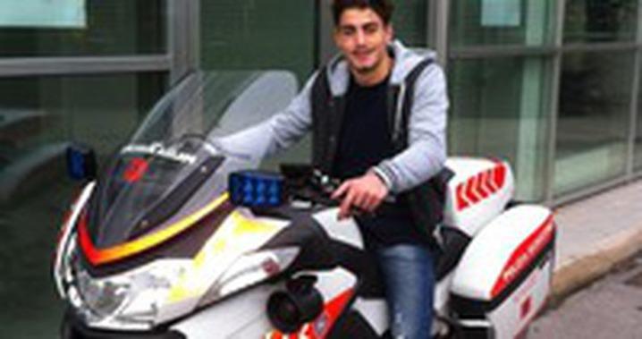 La tragica morte del giovane Giancarlo Ravidà