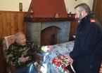 Angeli custodi in divisa: i carabinieri di Vernio visitano a turno gli over 75 delle zone più isolate