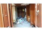 Blitz della Municipale nella villa occupata tra via Filzi e via Damiano Chiesa