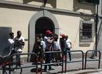 Profughi, scoppia la rivolta in Santa Caterina