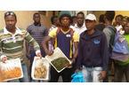 """Protesta dei profughi per il cibo: """"Non ci piace ed è poco"""""""