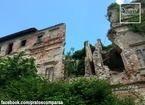 Nuovo crollo per Villa Le Sacca, appello per salvarla