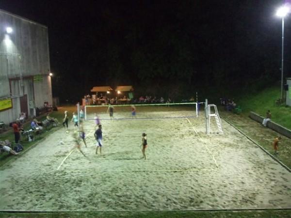 Vaiano tutti pazzi per il beach volley: a disposizione di tutti